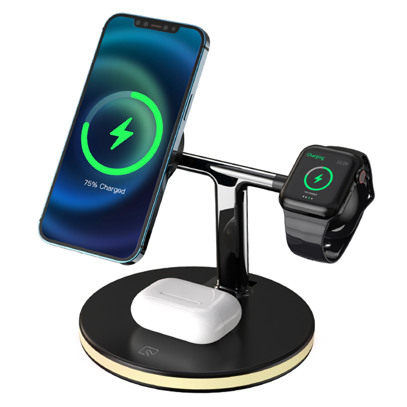 BMP-W1728:3 in 1 wireless charger