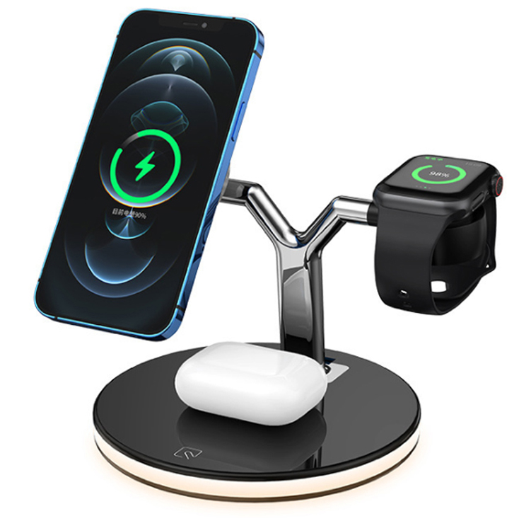 BMP-W1621:3 in 1 wireless charger