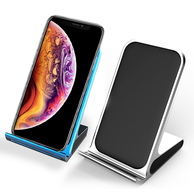 BMP-W1671:Dual 10W fast wireless charger